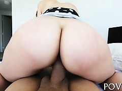 Ass,Blonde,Blowjob,Hardcore,POV