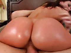 Couple;Vaginal Sex;Oral Sex;Brunette;Big Tits;Caucasian;Blowjob;Shaved;Pornstar;Cum Shot;Big Ass